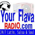 Your Flava Radio logo