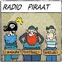 RADIO PIRAAT logo